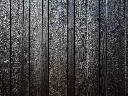 Holzfassade Schwarz details hauer holztechnik aus langenlois